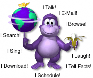 Bonzi Buddy Screen shot